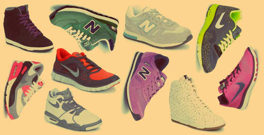 Ухаживай правильно: как чистить любимые кроссовки