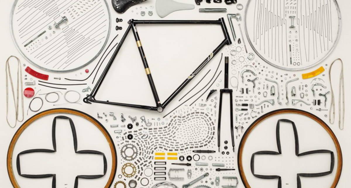 Вышел детальный атлас строения велосипеда