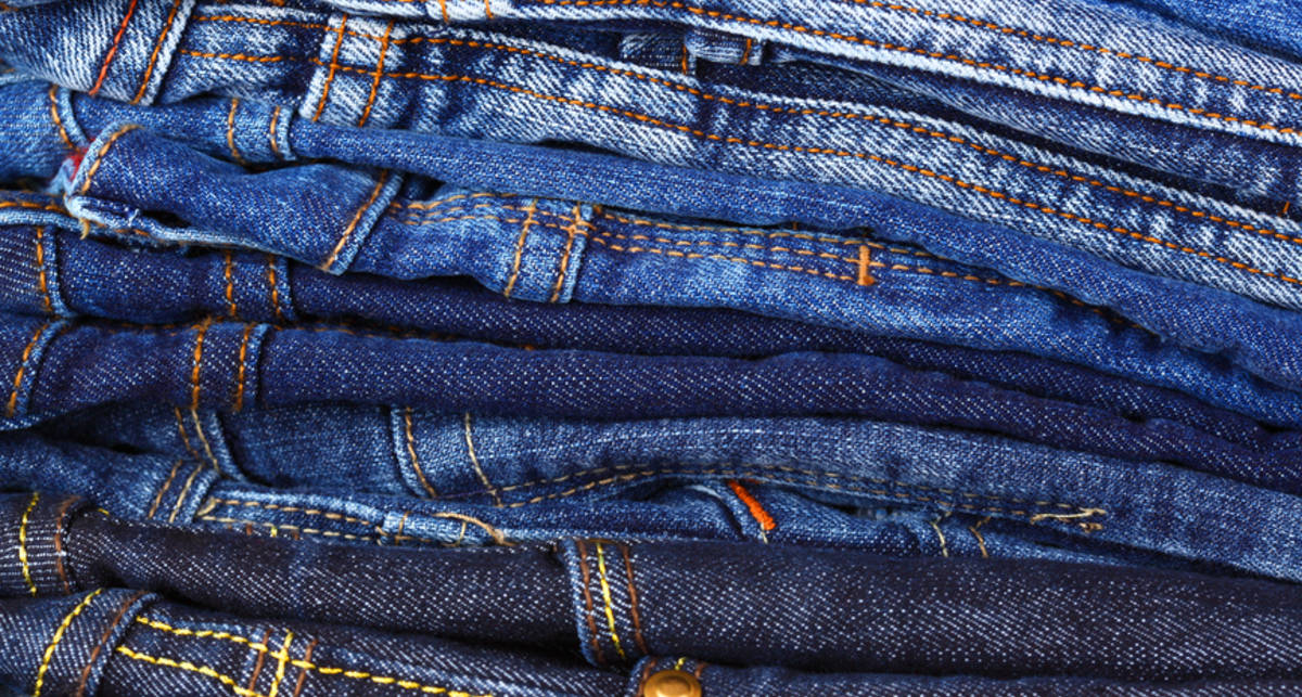 Правила ухода за джинсами