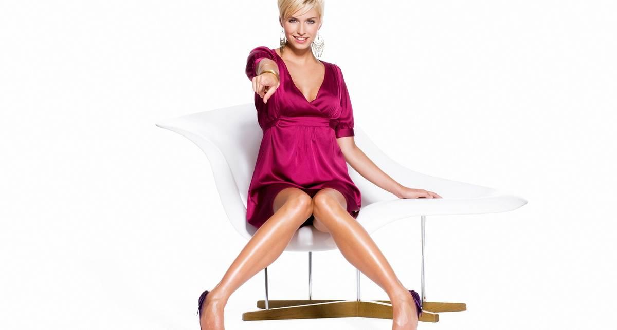 Модель недели: привлекательная Лена Герке