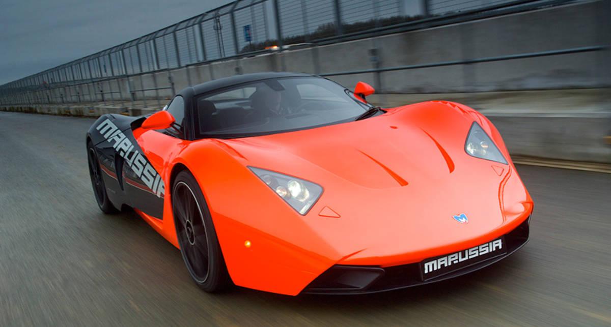 Marussia Motors закрывают по политическим мотивам