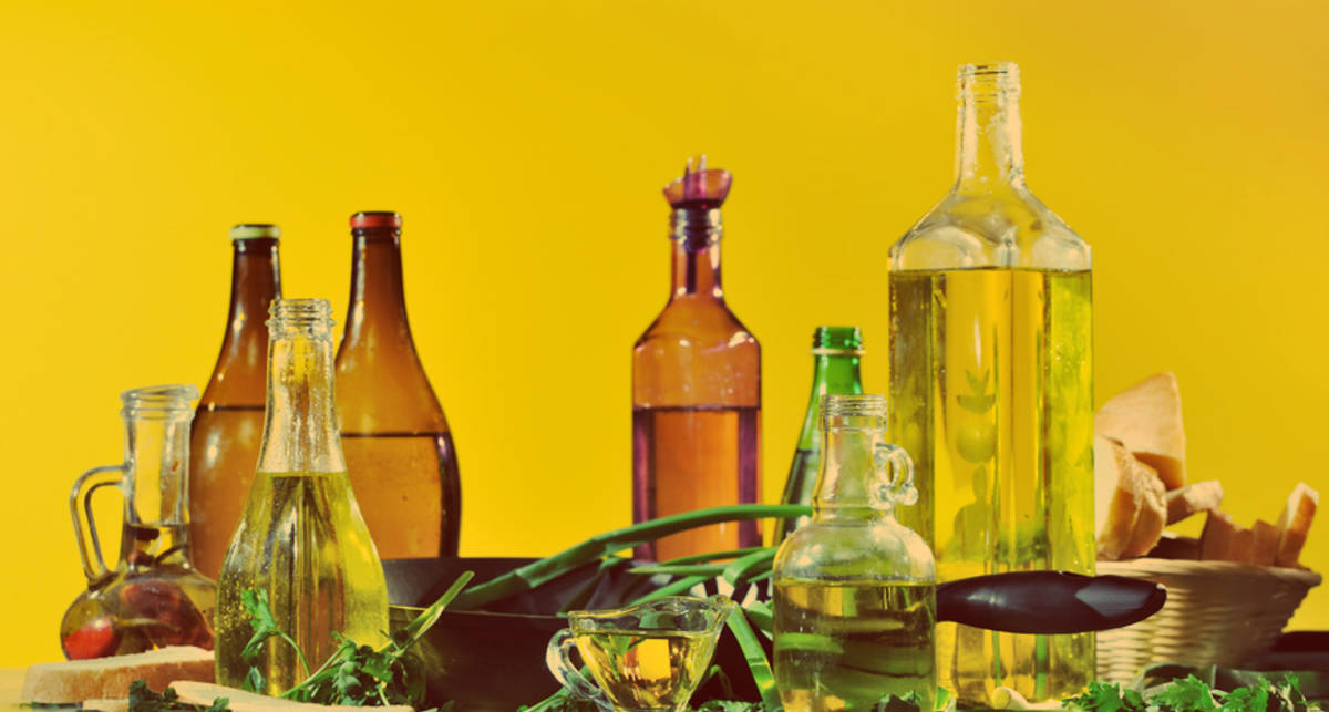 Растительное масло: виды и полезные свойства