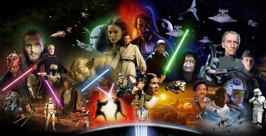 Стартовали съемки седьмого эпизода Звездных войн
