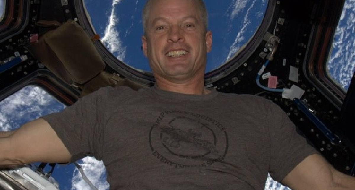 В Instagram появилось фото, сделанное в космосе