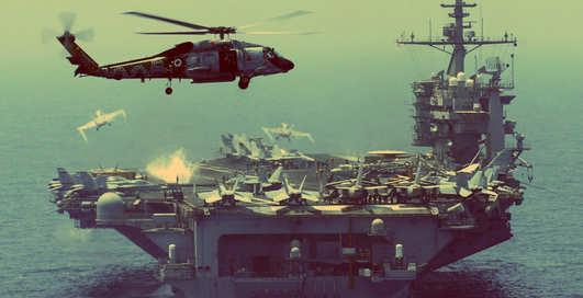 Соленое топливо: флот США заправят водой из моря