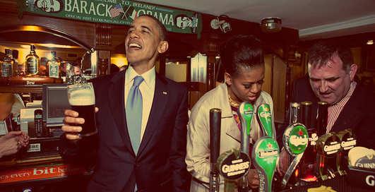 Охранникам Барака Обамы сократили время для пьянок