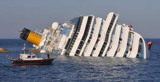 Их поглотила пучина: 10 крупнейших кораблекрушений
