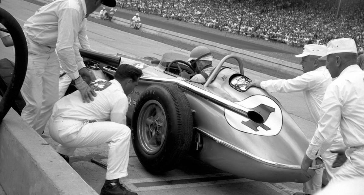Формула-1: видео пит-стопов в 1950 году и сегодня