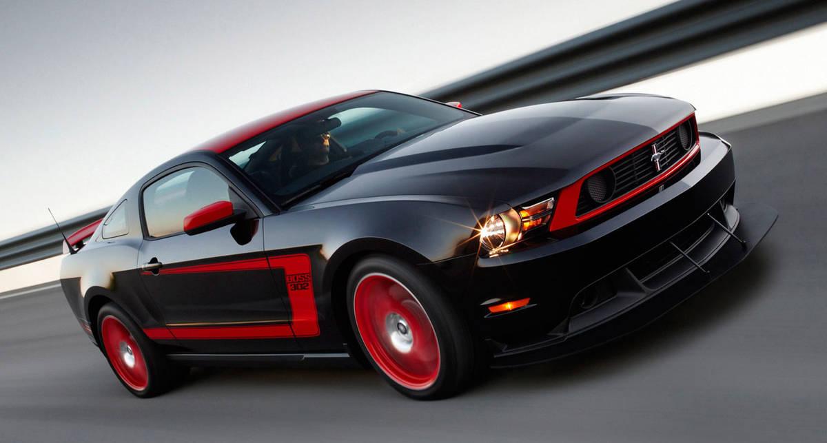 С днем рождения, Ford Mustang: 5 поколений авто