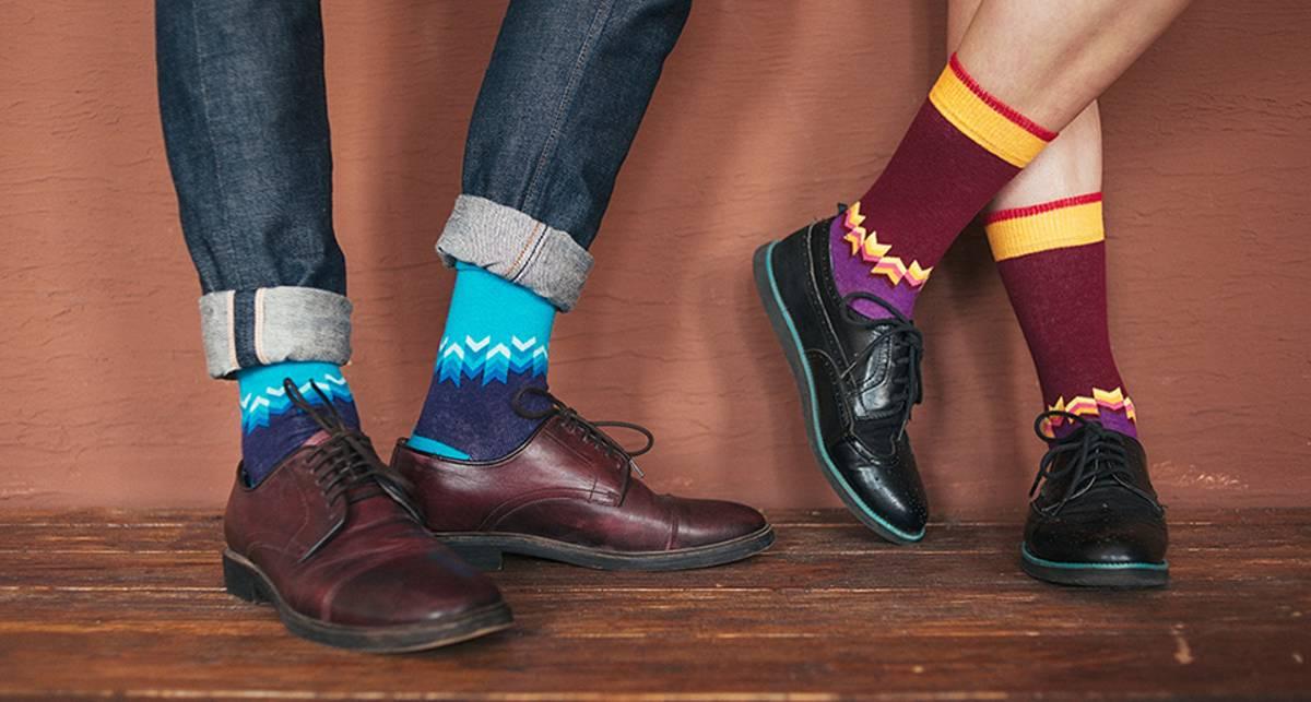 Марка Sammy Icon выпустила новую коллекцию носков