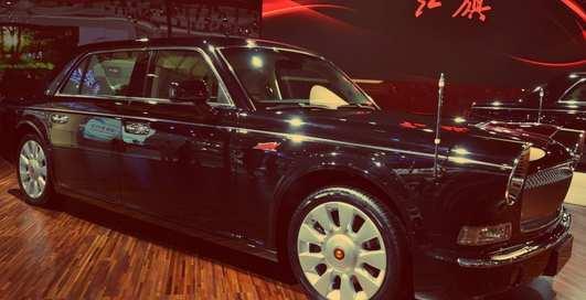 Пекинский автосалон: 5 крутых китайских машин