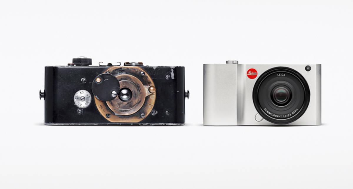 Новую камеру Leica T-System оценили в $1,9 тыс.