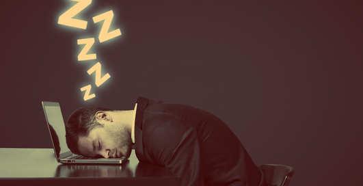Как бороться с бессонницей: накажи ее мозгами
