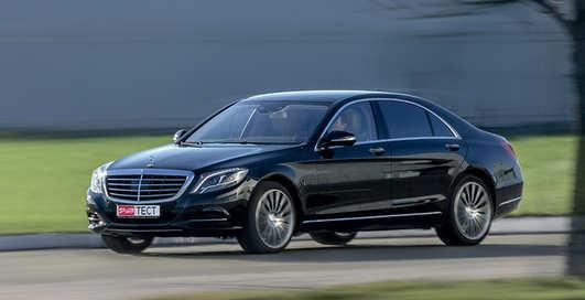 Тест-драйв Mercedes-Benz S 500 Long: слугам народа