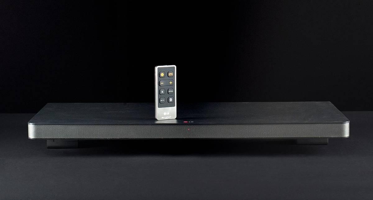 Свой тест: LG SoundPlate LAP340
