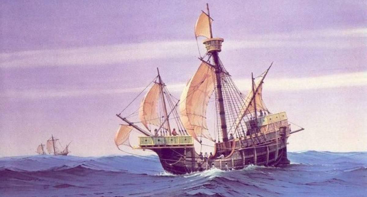 Ученые нашли останки флагманского корабля Колумба