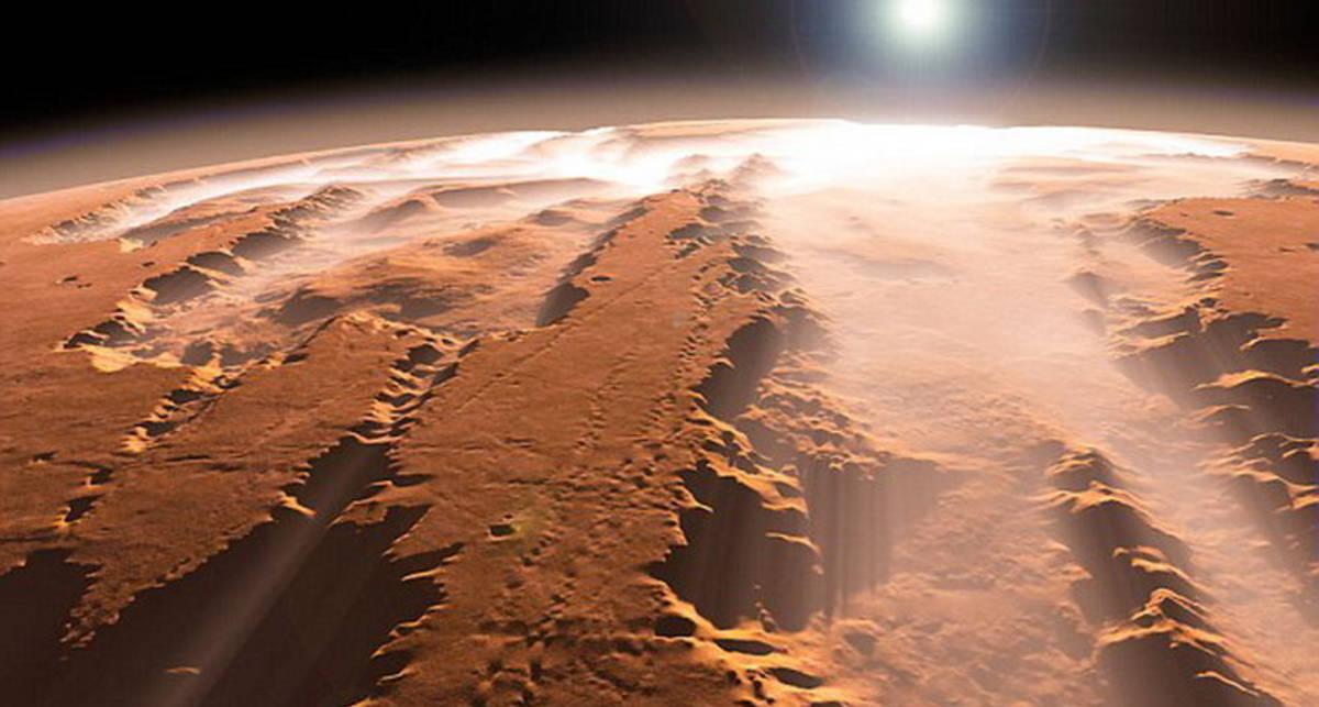 Чтобы найти жизнь на Марсе, планету расстреляют