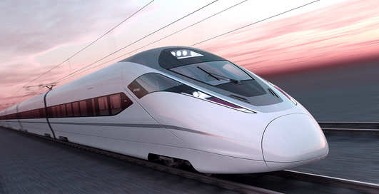 Китайцы разгонят пассажирский поезд до 3 тыс. км/час
