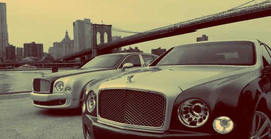 iPhone 5s снял рекламу для Bentley