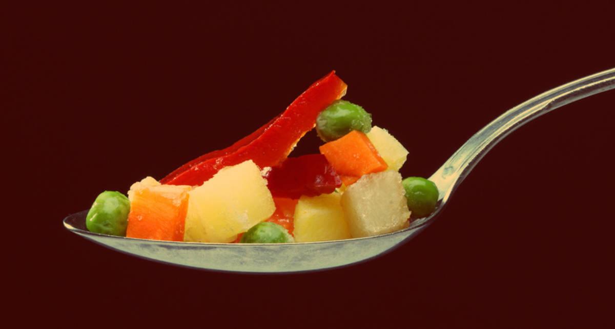 Замороженные овощи и фрукты: ТОП-5 самых полезных