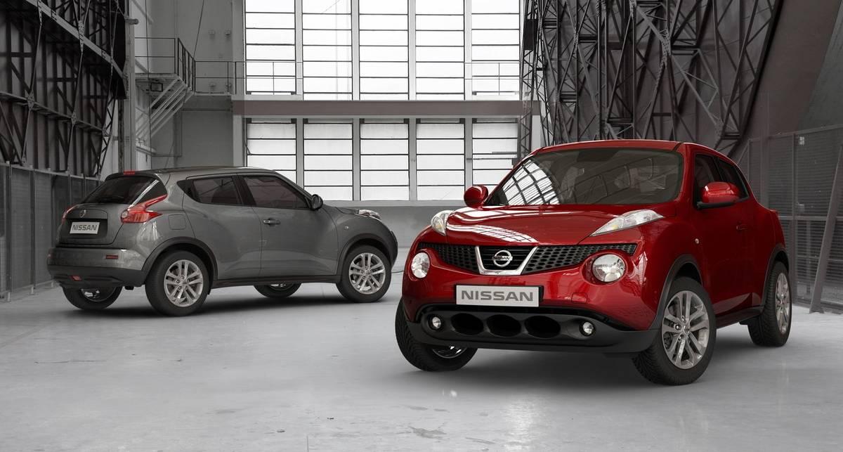 Nissan в Украине зафиксировал цены по курсу 10,7 грн/долл.