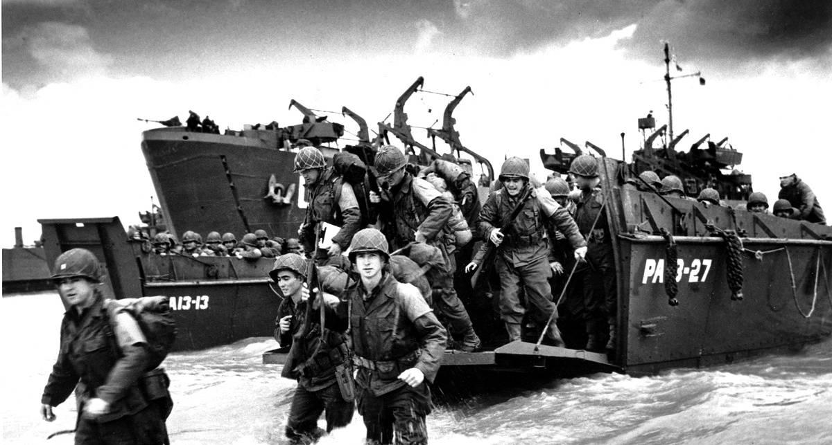 Высадка в Нормандии: 70 лет операции «Оверлорд»
