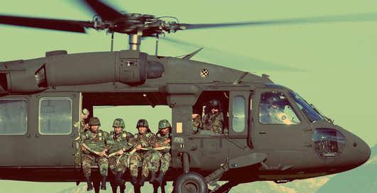 Боевые вертолеты: 5 самых зубастых аппаратов