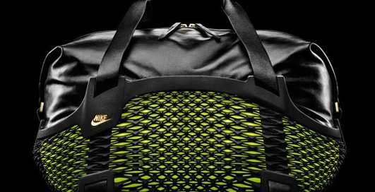 Марка Nike напечатала сумку на 3D-принтере