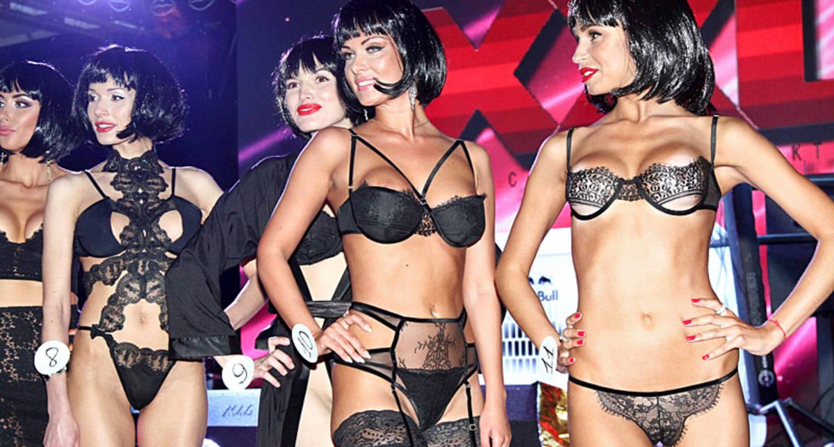 Эротика в белье: журнал XXL выбрал Miss 90/60/90
