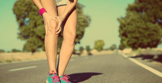 Болят колени: инструкция по повышению выносливости