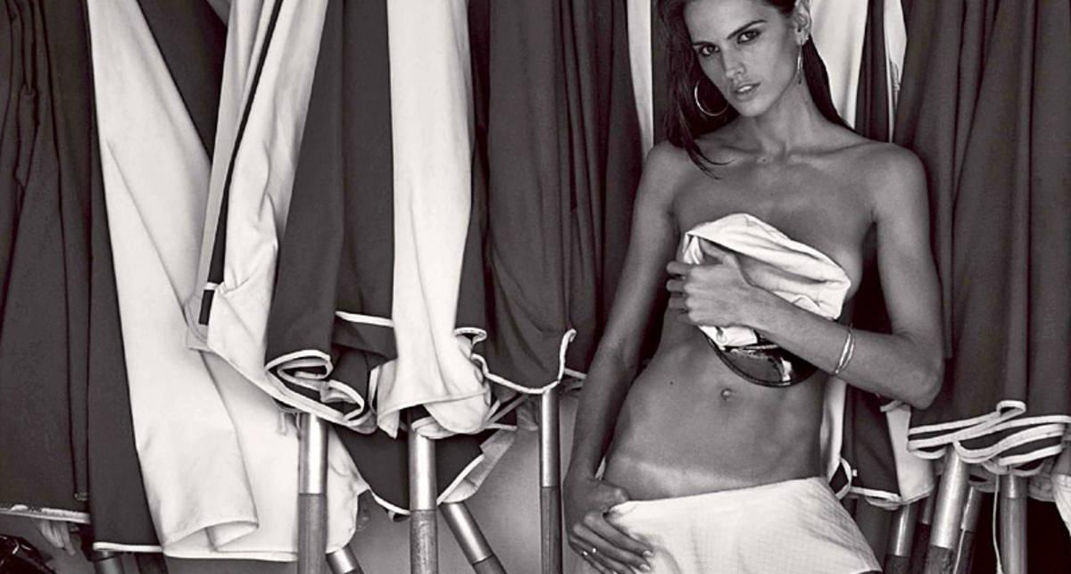 Красотка Изабель Гулар разделась для Lui Magazine