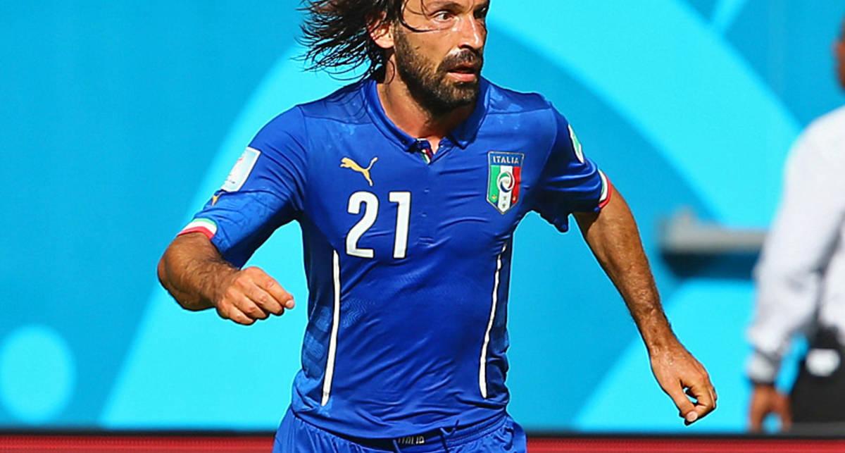 Самые бородатые футболисты на Чемпионатах мира