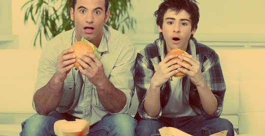 Чувство голода: как по-мужски с ним разделаться