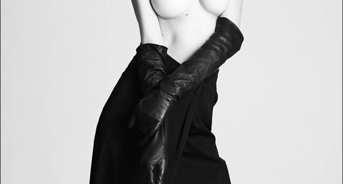 Сексуальная Мая Краг разделась для Tush Magazine