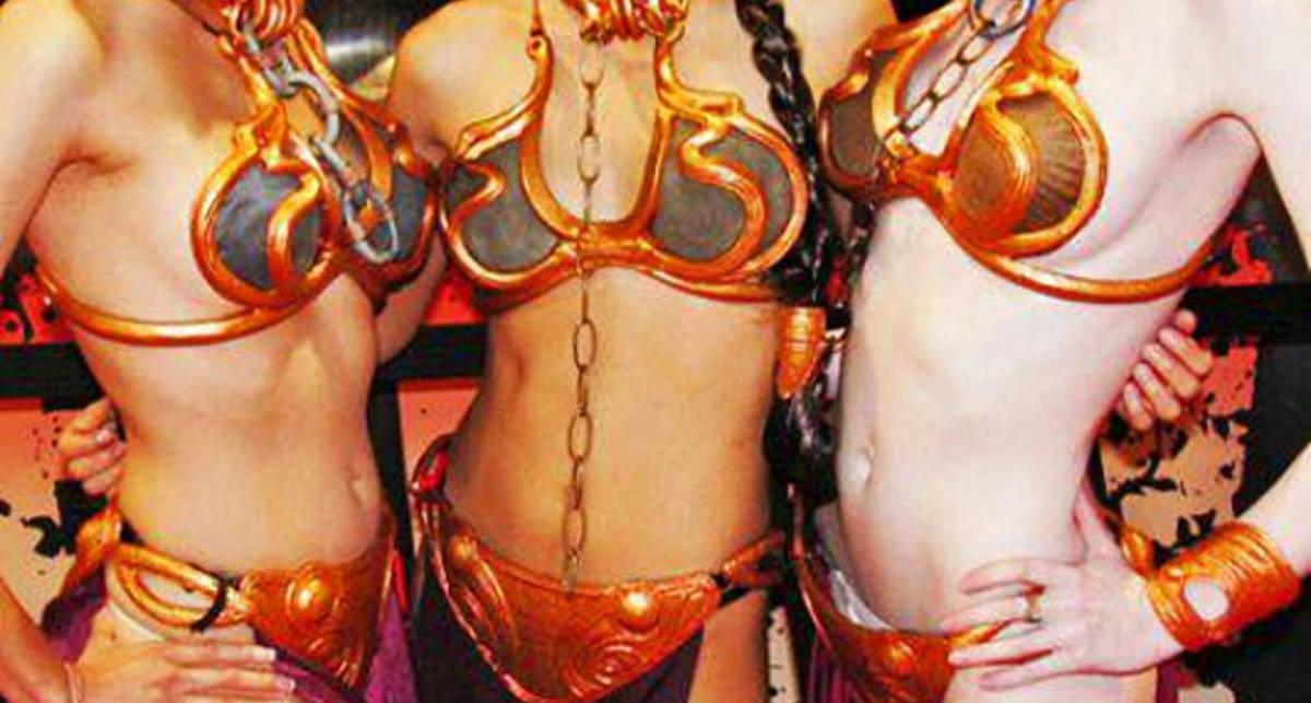 Ролевые игры: девушки примерили косплей-костюмы