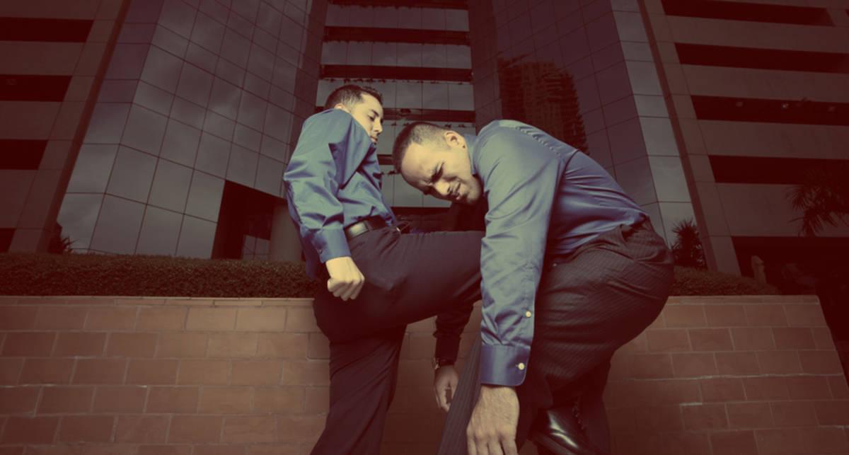 Удар в пах: эффективный способ самообороны
