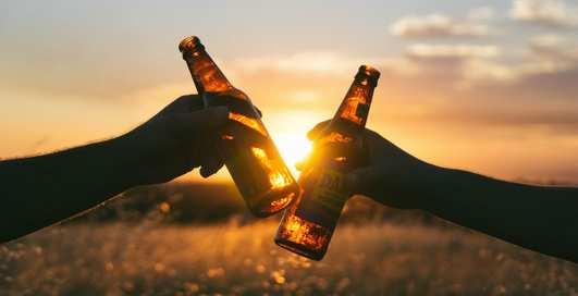 Пиво после тренировки полезно — ученые
