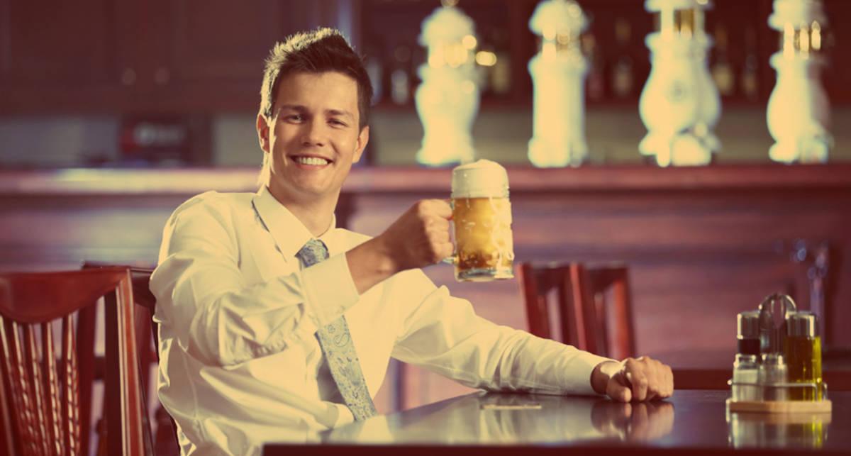 Пей до дна: ТОП-10 здоровых причин выпить пива