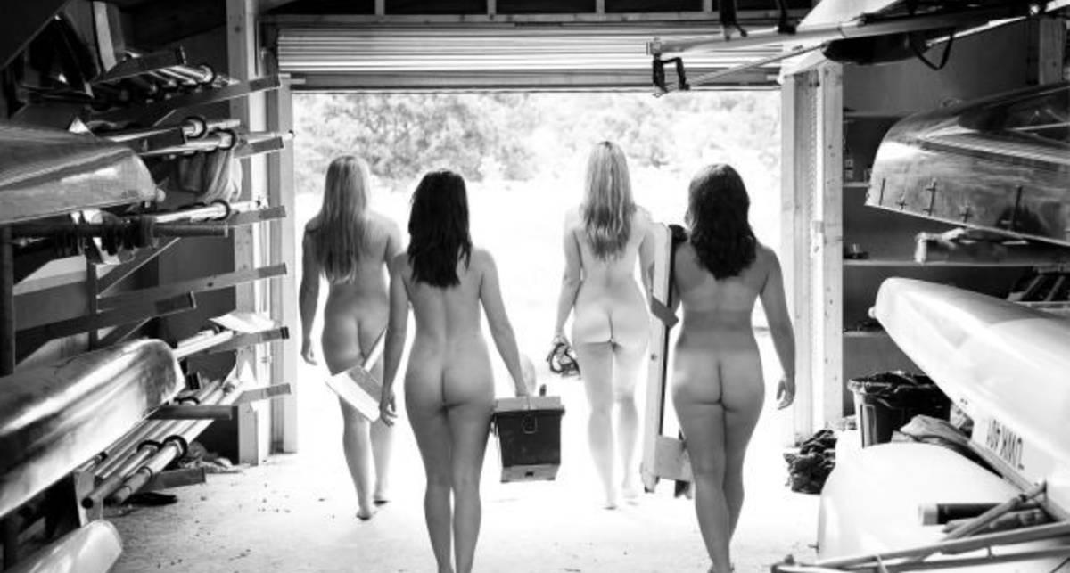 Женская сборная по гребле попалась на эротике