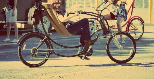 Изобрести велосипед: 5 самых необычных моделей