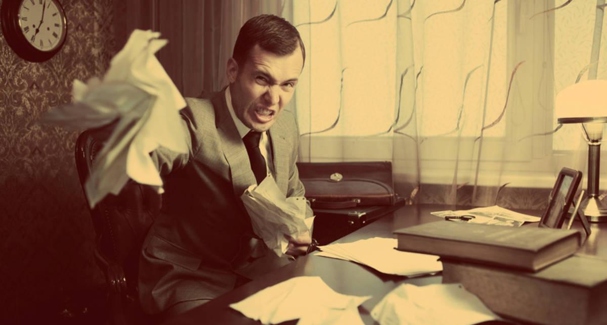 Доведет до ручки: 5 признаков нелюбимой работы