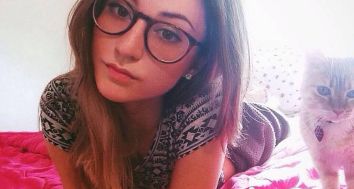Сексуальные очкарики: фото красивых девушек в очках