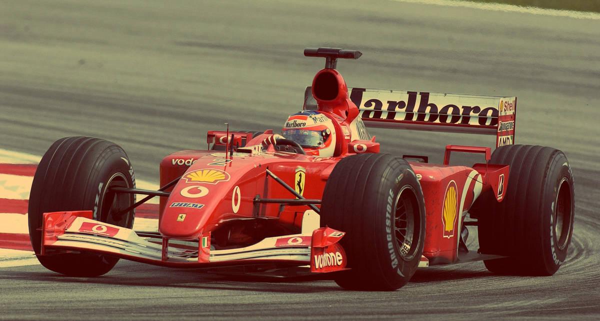 Продам срочно: болид Ferrari Формулы-1