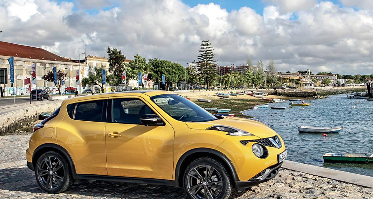 Тест-драйв Nissan Juke: похулиганим