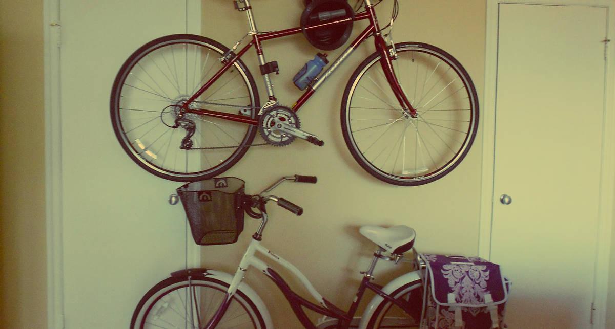 Мастер парковки: где дома хранить велосипед
