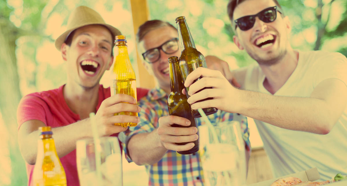 Алкоголь не разрушает клетки мозга - ученые