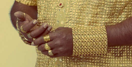 Индус заказал золотую рубашку за $200 тыс