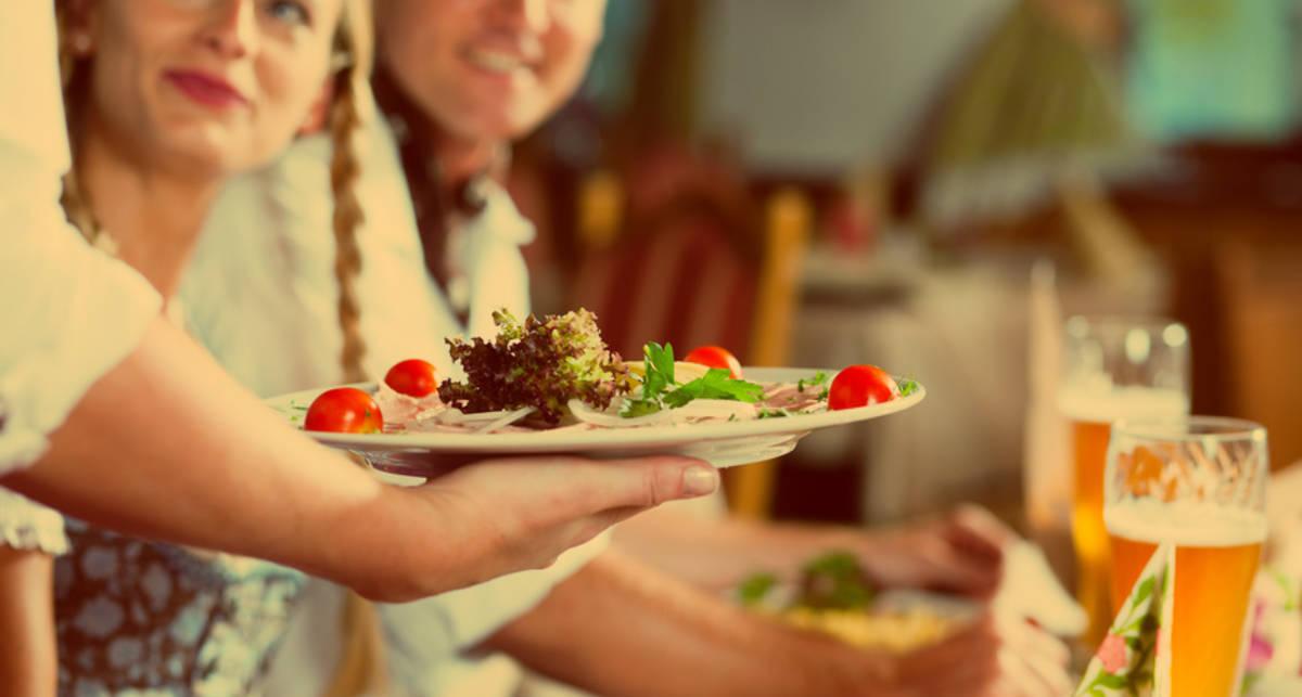 Как цвет пищи и посуды влияет на твой аппетит