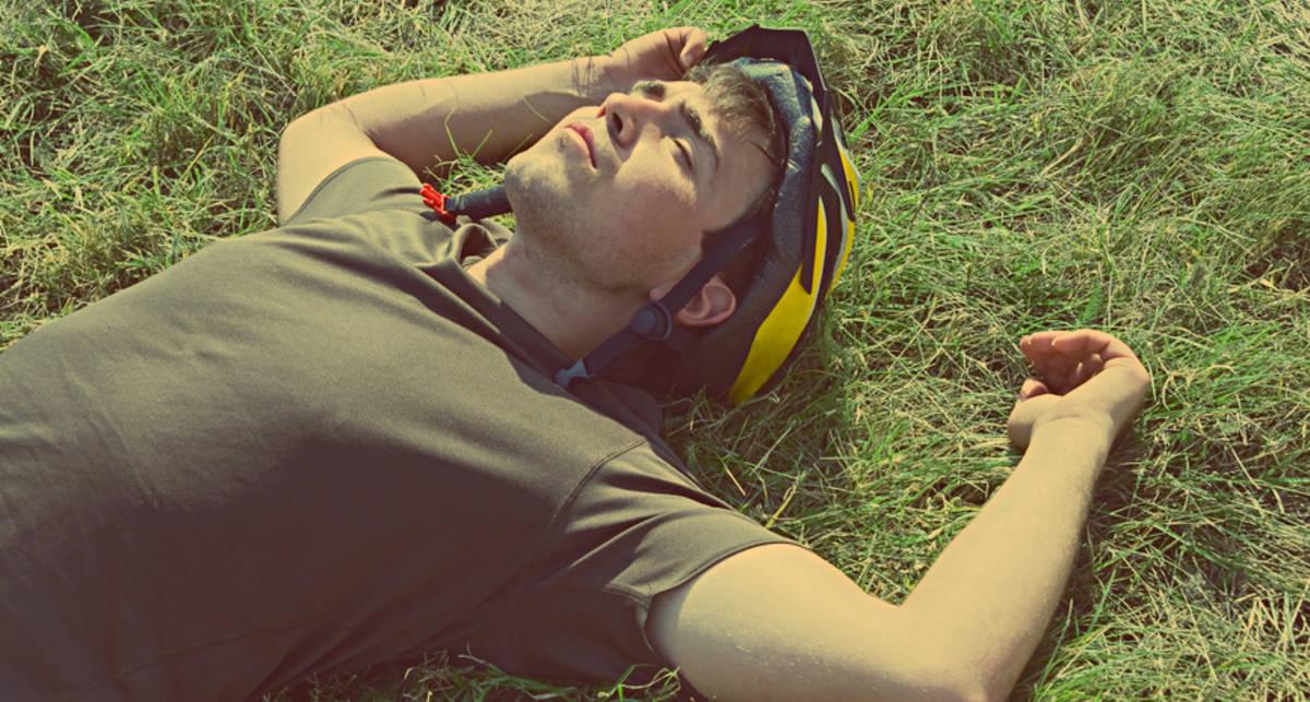 Как избежать теплового удара велосипедисту