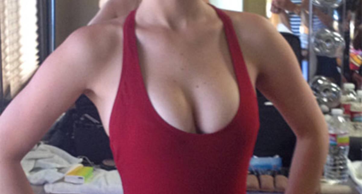 Голая Дженнифер Лоуренс: личные фото попали в сеть